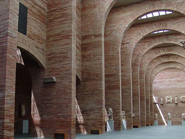Museo Arte Romano Mérida - Interior