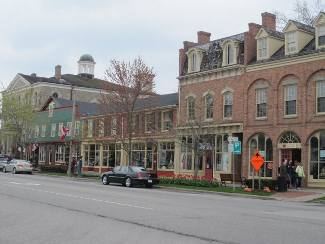 Qué ver en Niagara-on-the-Lake, la región de los viñedos