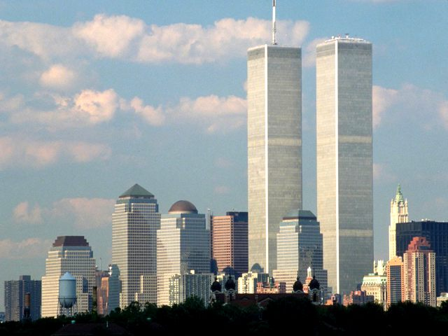 Nueva York - Antiguas Torres Gemelas