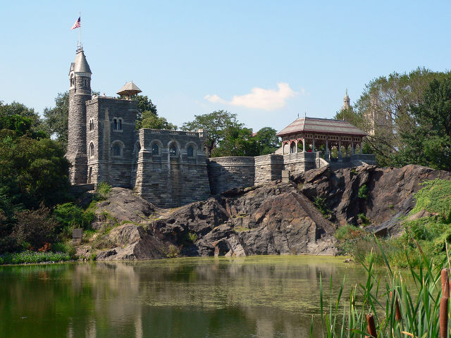 Nueva York - Central Park - Belvedere Castle