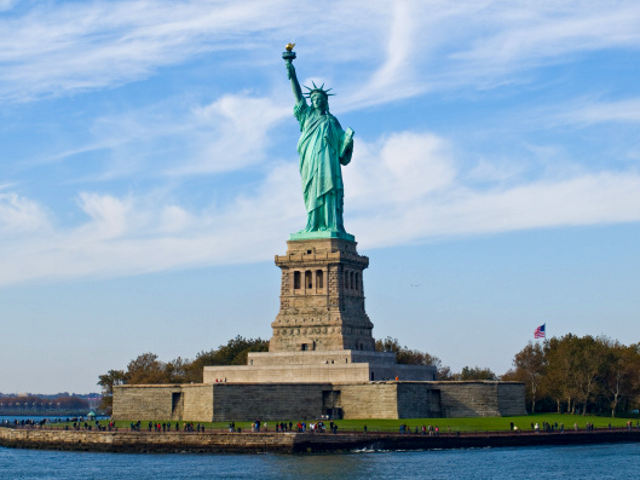Visitar New York - Estatua de la Libertad