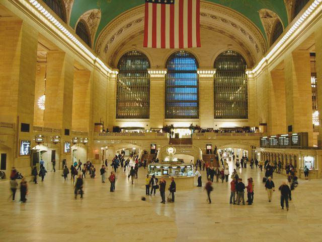 Visitar la Grand Central Terminal de Nueva York