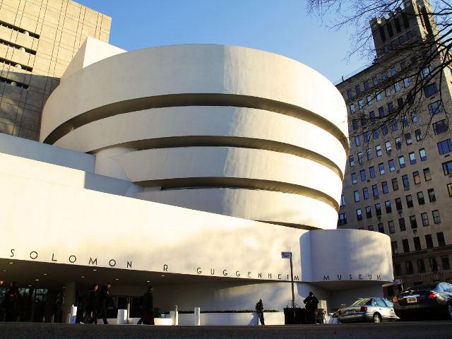 Visitar el Museo Guggenheim de Nueva York. Horarios y tarifas