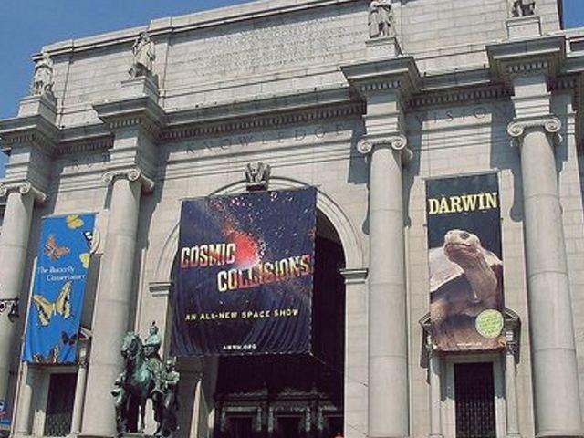 Nueva York - Museo Historia Natural - Exterior