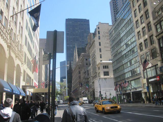 que visitar en Nueva York - Quinta Avenida