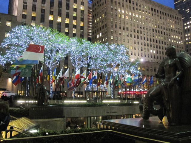 Nueva York - Rockefeller Center