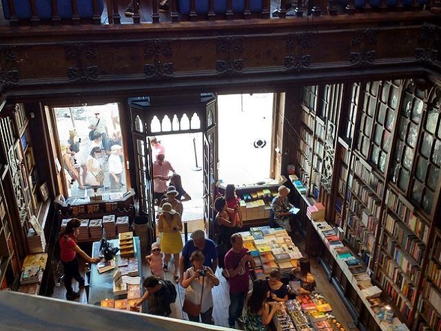Oporto - Libreria Lello e Irmao