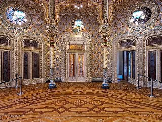 Oporto - Palacio Bolsa - Sala Arabe