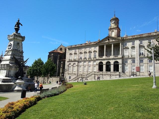 Oporto - Palacio de la Bolsa