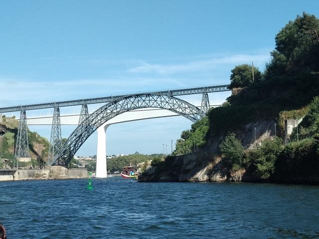 Oporto - Puente María Pía
