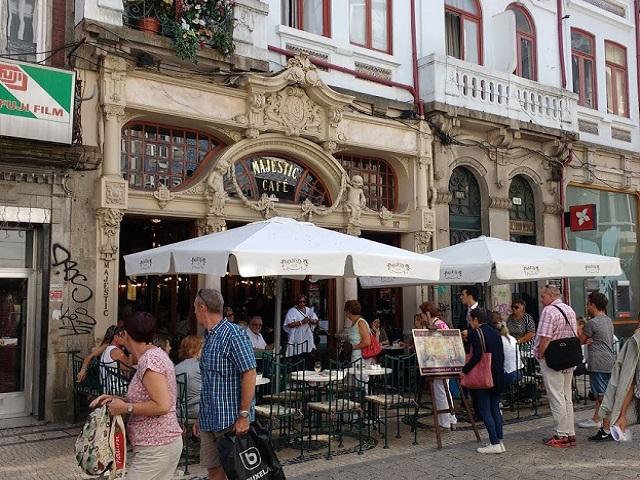 Oporto - Rua Santa Caterina