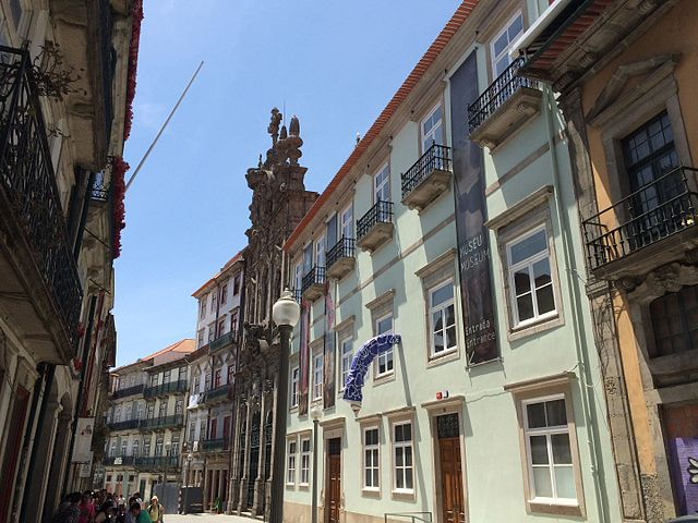 Oporto - Rua das Flores