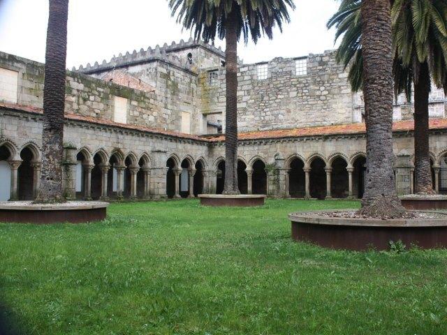 Ourense - Claustro San Francisco