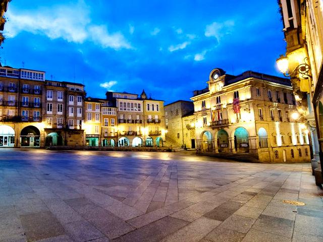 Ourense - Plaza Mayor