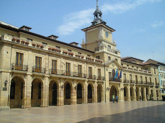 que visitar en Oviedo - Ayuntamiento