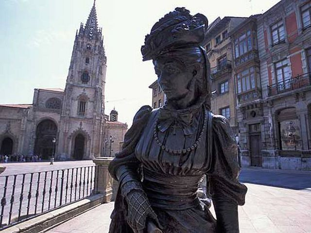 Que ver en Asturias - Oviedo - La Regenta