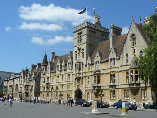 Qué ver en Oxford en un día. La principal ciudad universitaria del mundo