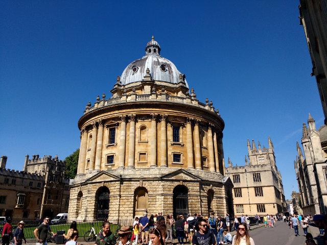 Oxford - Cámara Radcliffe