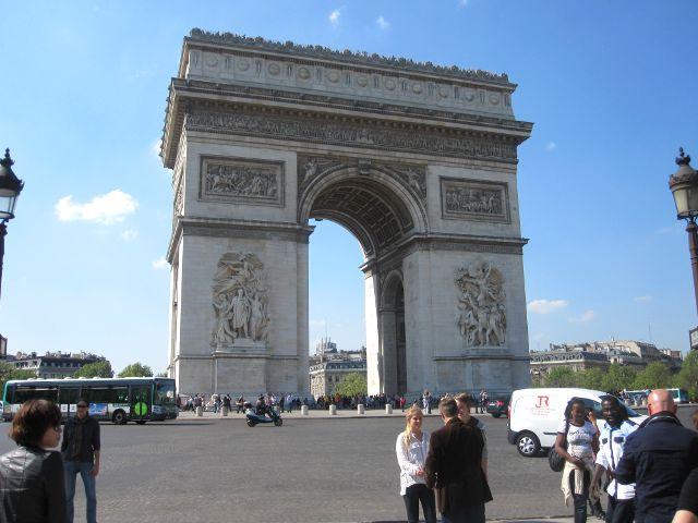 Cómo visitar el Arco del Triunfo de París y subir a su terraza