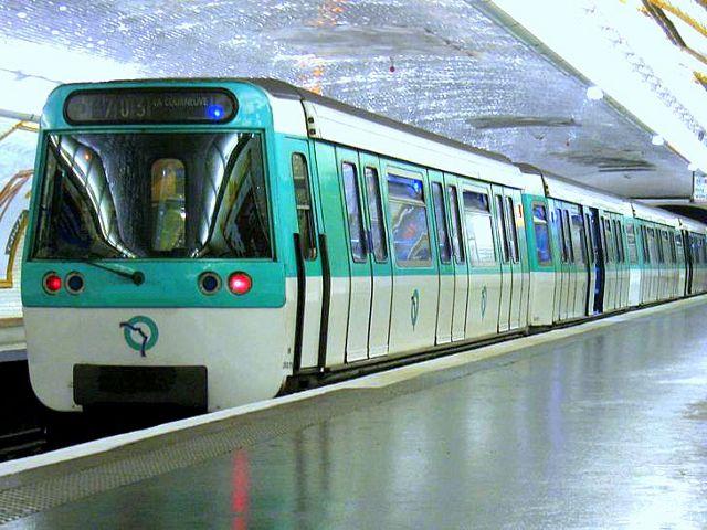 Cómo moverse por París en transporte público. París Visite