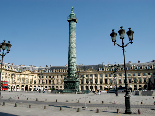 Paris - Place Vendome