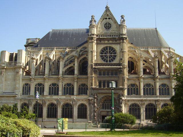 Qué ver en la Iglesia de Saint Eustaque de París