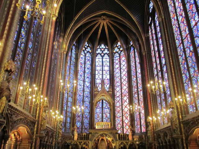 Paris - Sainte Chapelle