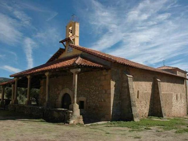 Pasarón de la Vera - Ermita de la Blanca