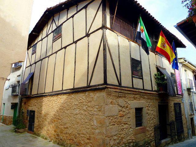 Pasarón de la Vera - Museo Pecharromán