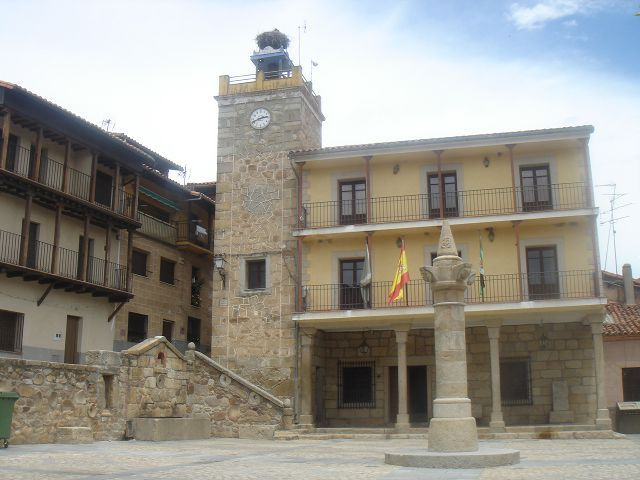 Pasarón de la Vera - Plaza Mayor