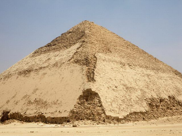 Piramide Inclinada Dashur