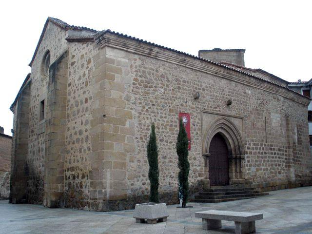 Plasencia - Iglesia San Martín