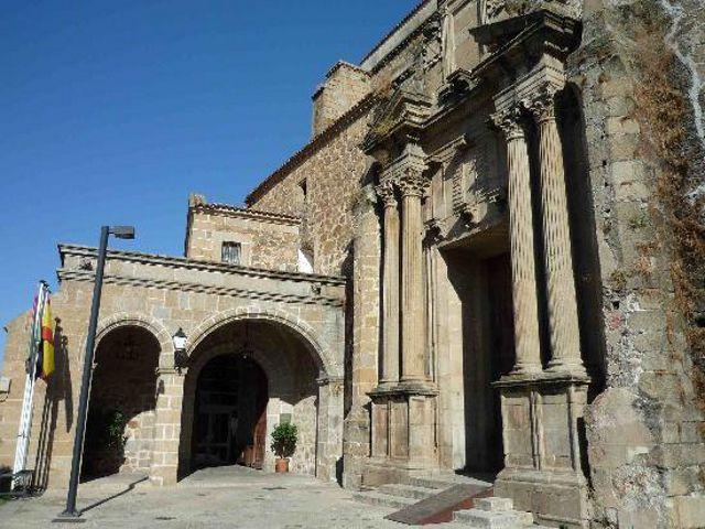 Plasencia - Iglesia Santo Domingo