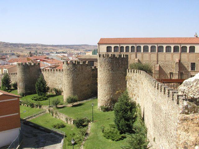 Conocer Extremadura - Plasencia - Murallas