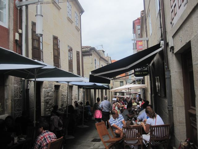 Que visitar en Pontevedra - Restaurantes