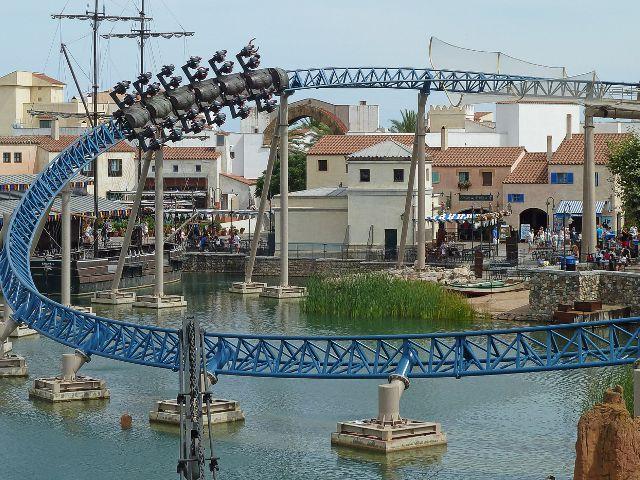 Port Aventura - Furius Baco