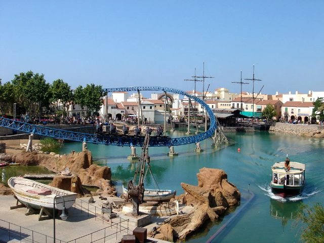 Cómo disfrutar de una visita a Port Aventura y Ferrari Land