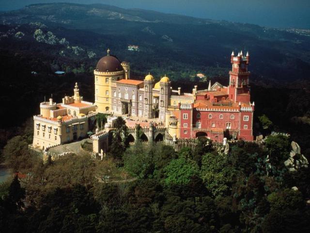 Qué ver en Sintra, un pueblo de cuento muy cerca de Lisboa. Cabo de Roca