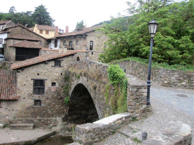 Visitar Cantabria - Potes - Casco Antiguo