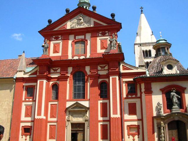Praga - Basílica de San Jorge
