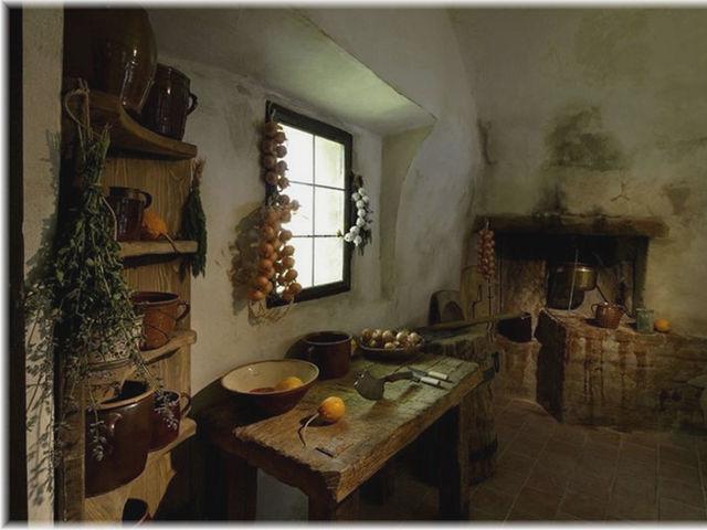 Praga - Callejón del Oro - Interior Casa