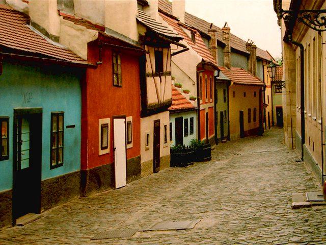 Praga - Callejón del Oro