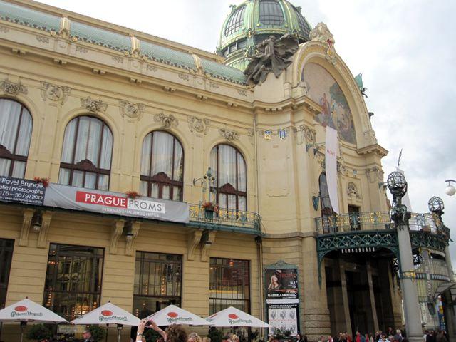 Praga - Casa Municipal