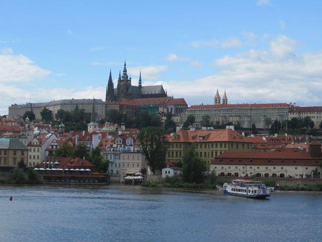 Praga - Castillo de Praga - Vista General