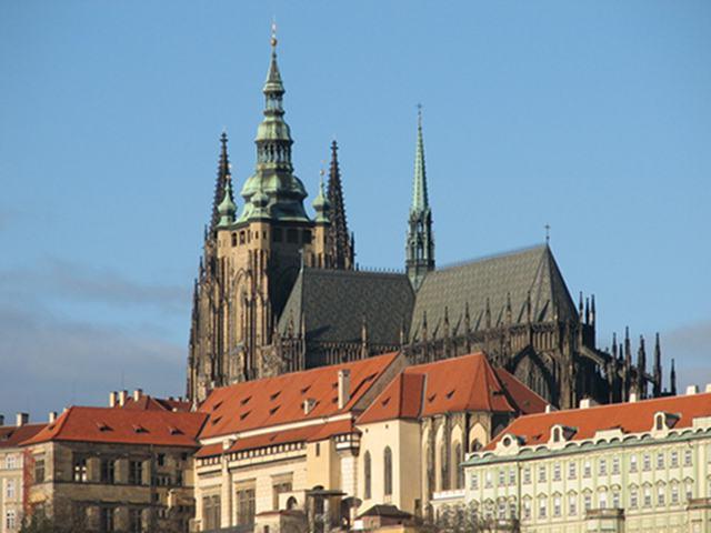 Praga - Castillo