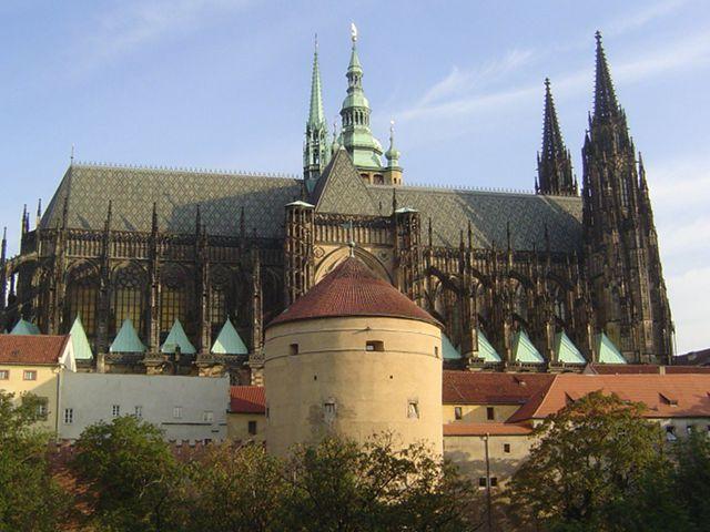 Praga - Catedral San Vito