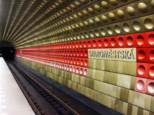Praga - Metro