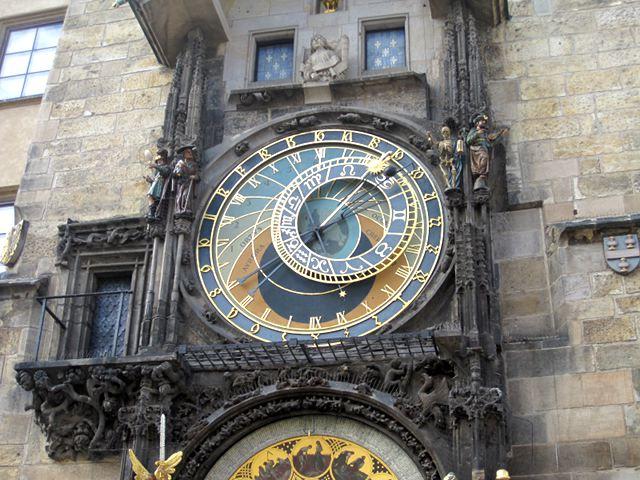 Praga - Plaza de la Ciudad Vieja - Reloj Astronómico