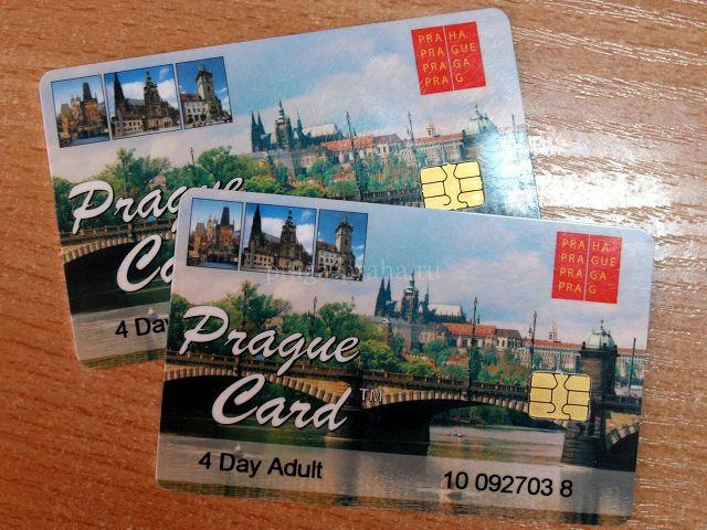 Praga - Prague Card