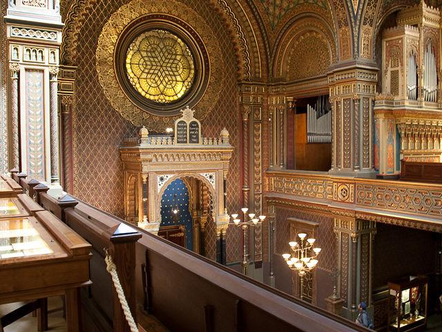Praga - Sinagoga Española